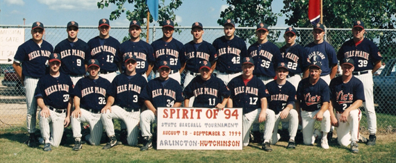 "1994 Class 'C"" State Champions"